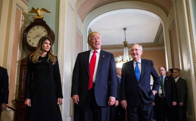 Steve Forbes: RINOs in Senate 'betraying' Trump over tax cutplan