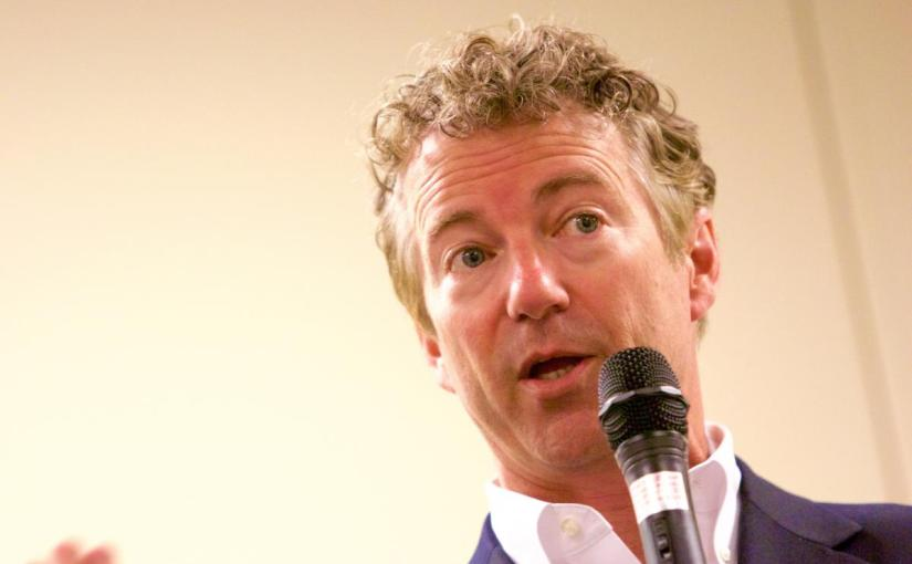 Sen. Rand Paul speaks about his attack: 'We've never had wordsbefore'