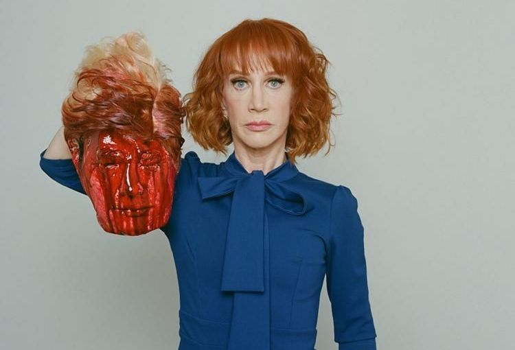 Kathy Griffin photo of 'decapitated Trump,' is probably protected speech –sadly