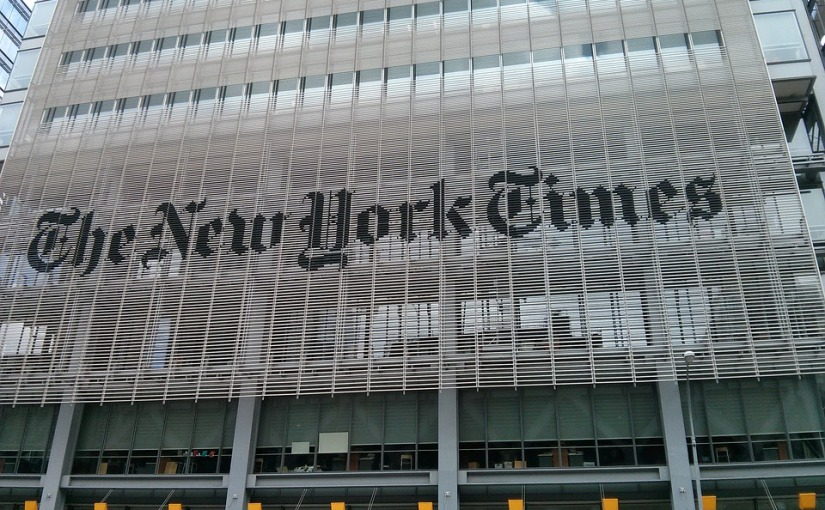 BUSTED: NY Times video editor ADMITS anti-Trump bias in latest Project Veritas undercoversting