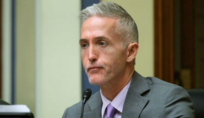 Gowdy slams Dems who suggest 'evidence' of Trump-Russia 'collusion' as 'reckless,' 'baseless'