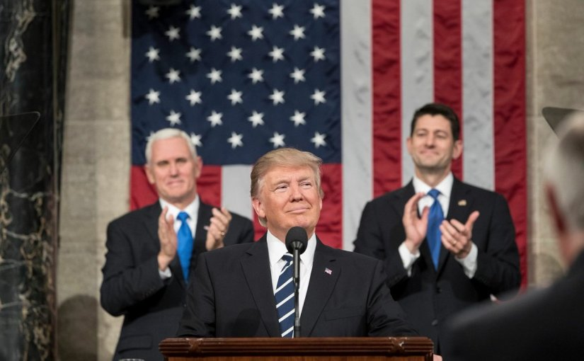 Survey says: Voters blaming DC, not Trump, for stalled prezagenda