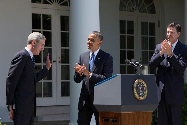 Former asst. FBI director says Mueller has 'huge conflict ofinterest'