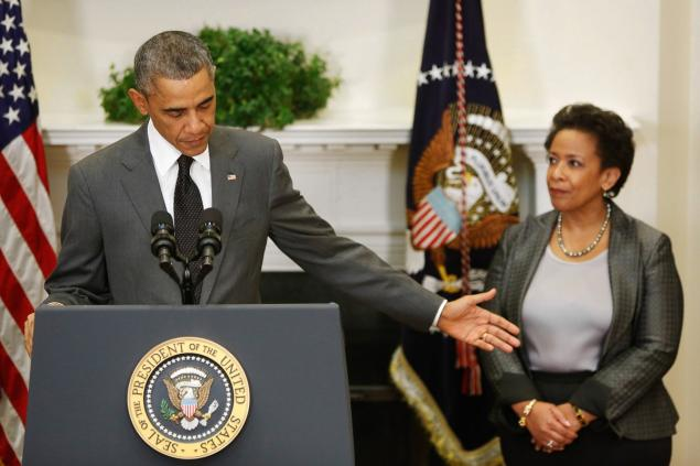 The OBAMA factor in the FISA memo scandal: AG Lynch signed off on ALL requests to spy on Team TRUMP; Prez likely BRIEFED about thespying