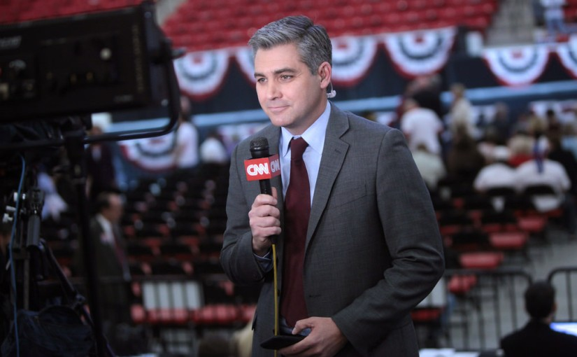 Trump to CNN's whiny Acosta at White House: 'OUT!'