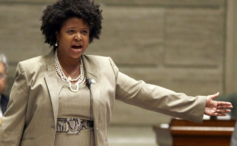 Disgusting Missouri lawmaker who called for Trump's assassination refuses to do the right thing andresign
