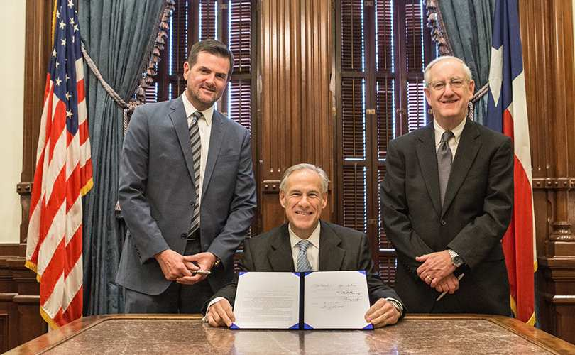 It shall be life: Texas permanently bans taxpayer dollars forabortion