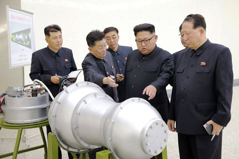 North Korea issues new threat to launch EMP weapon against the U.S., which could turn entire country into one giant PuertoRico