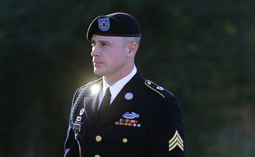 Disgraced deserter Bowe Bergdahl prefers the Taliban to the U.S.Army