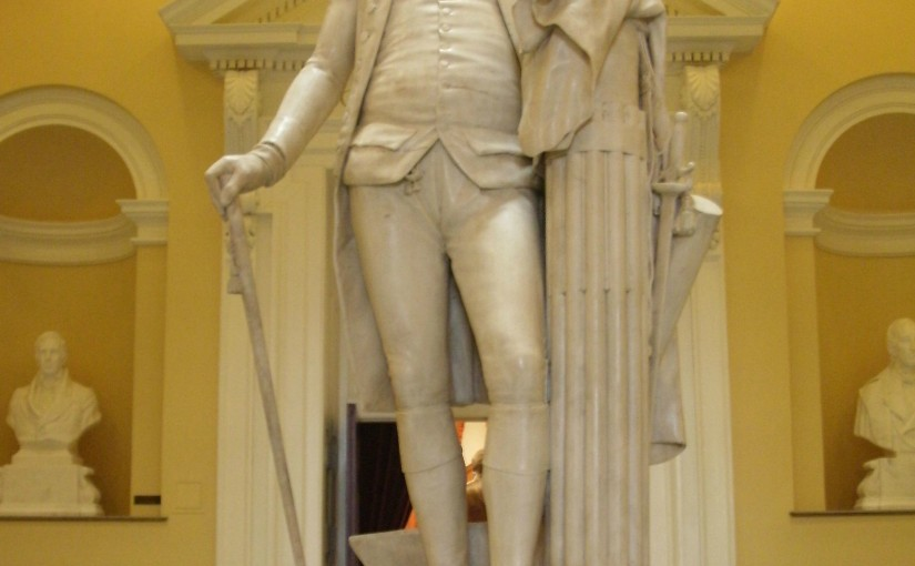 George Washington's church now wants to rip out hismemorial