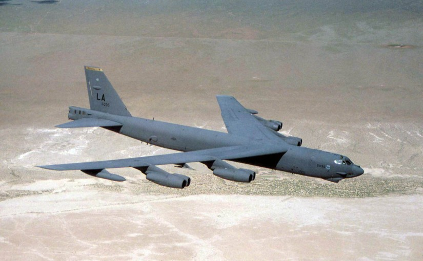 Air Force set to put nuclear bomb-carrying B-52s on 24-houralert