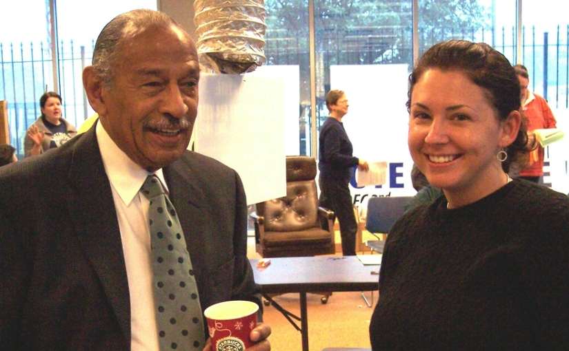 Conyers attorney suggests he may name others if he's pushed too hard over sexualallegations