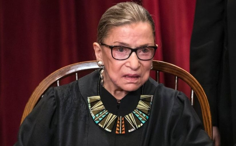PETTY: Justice Ruth Bader Ginsberg to join DEMS in skipping Trump's State of the UnionAddress
