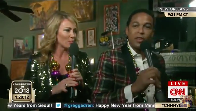 CNN's Brooke Baldwin tells Don Lemon her 'BALLS' are 'BIGGER' in live broadcast(Video)