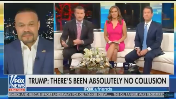 Bongino: Trump dossier could be 'INSURANCE policy' to cover up ILLEGAL spying on Team Trump(Video)