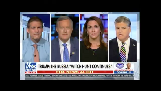 House Freedom Caucus chair Meadows: 'Some things coming out about the Trump dossier are SO UNBELIEVABLE' (Video)