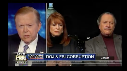 DiGenova: McCABE removal from FBI just the beginning; IG report shows he made FBI agents FABRICATE evidence in HILLARYprobe