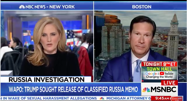 Far Left in PANIC over FISA memo release; former FED prosecutor threatens CHARGES against House Intel chairman(Video)