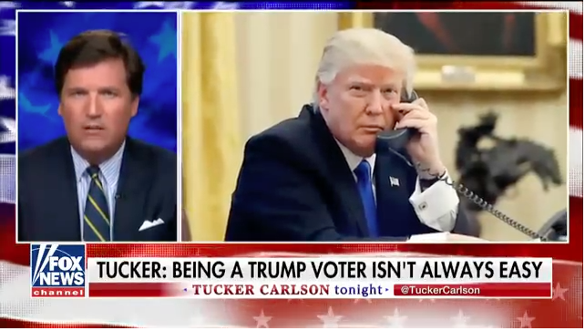 Tucker Carlson to Trump: 'Not allowed to blow' DACA, overhaul of ENTIRE immigrationsystem