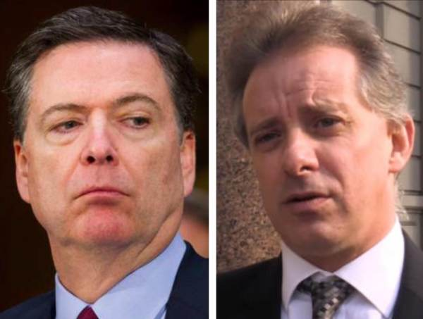 Clinton hatchet man Schearer peddled TRUMP DIRT sooner than thought; info found its way to DOSSIER authorSteele