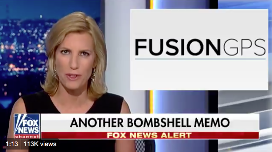DiGenova: Memo 2.0 proves SOMEONE in Obama's State Dept. helped feed false info to FBI; 'Somebody's going to have to go to PRISON'(Video)