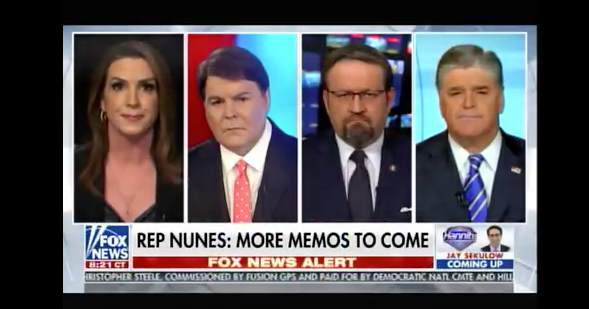 SECOND source confirms: Rosenstein THREATENED House Intel chair Nunes and entire GOP side ofcommittee